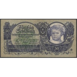 50 Schilling Banknote