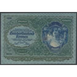 100000 Kronen