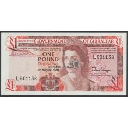1 Pfund - Gibraltar
