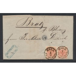 1856 Brief, Hall (T) - Braz(V)