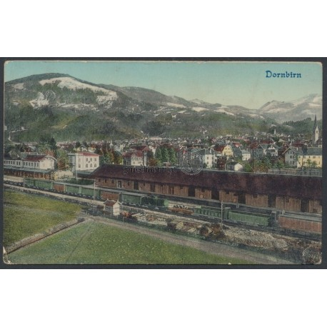 1911, Dornbirn