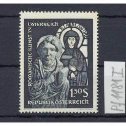 1964, Romanische Kunst - Plattenfehler