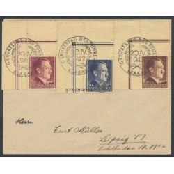 1942,GG- Satzbrief, Ersttag