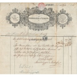 1863, Rechnung, Schruns(V) - Braz(V)