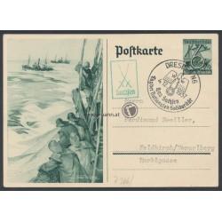 1937, Postkarte WHW