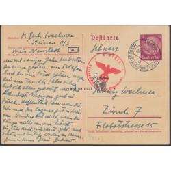 1941, Steinau(OS) - Zürich(CH