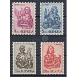"""1961, Freimarken """"Evangelisten"""""""