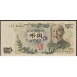 1000 Yen - Japan