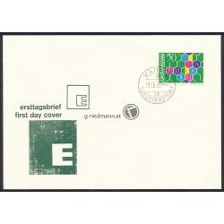"""1960, """"Europamarke"""" Ersttagsbrief"""