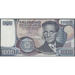 """1000 Schilling """"E.Schrödinger"""""""