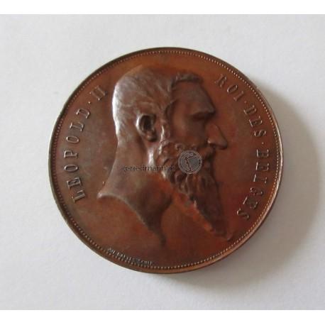 1894- Ludwig II. - Belgien