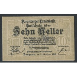 10 Heller - Vorarlberg
