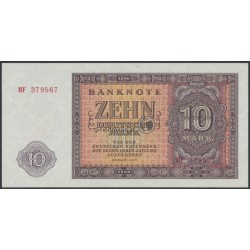 10 Deutsche Mark DDR