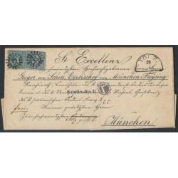 1861 Bayern Bischofsbrief