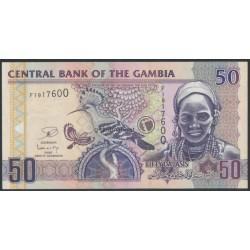 50 Dalasis- Gambia