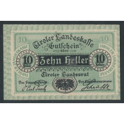 10 Heller- Tirol