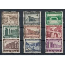 1936, WHW Bauten