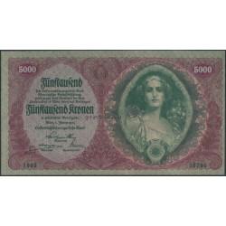 5000 Kronen