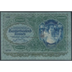 100.000 Kronen