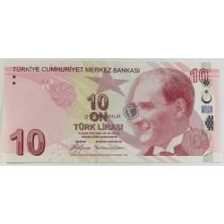 Türkei- 10 Lire