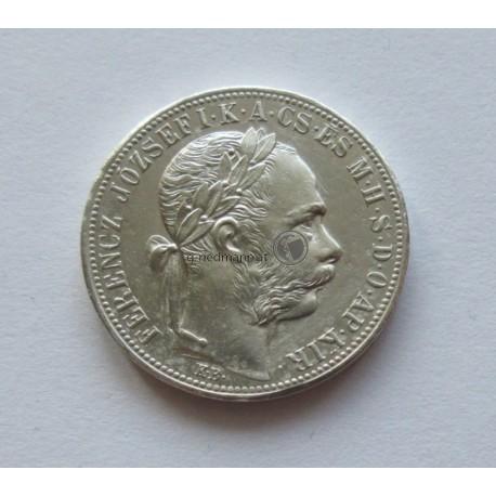 1 Forint/Gulden 1884