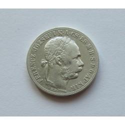 1 Forint/Gulden 1885