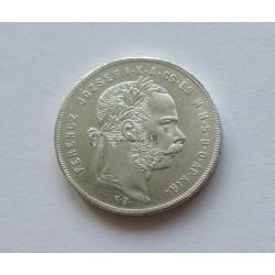 1 Gulden/Forint 1879
