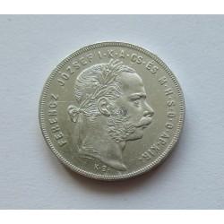 1 Forint/Gulden 1879