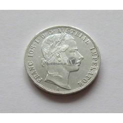 1 FL/Gulden (Ag) 1859