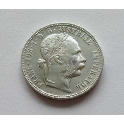 1 FL/Gulden (Ag) 1880