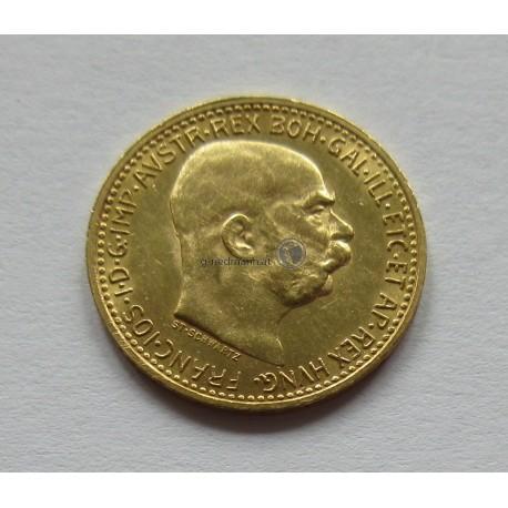 1911, 10 Kronen