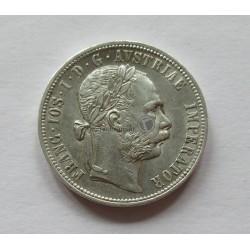 1 Forint/Gulden 1877