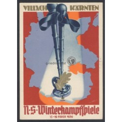 1939, Winterkampfspiele in Villach