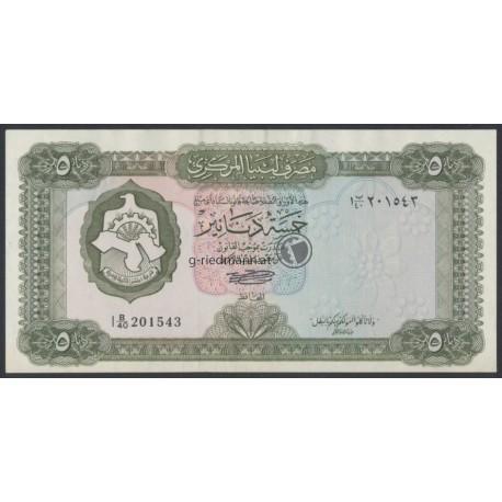 5 Dinar - Lybien