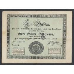 1 Gulden 1848