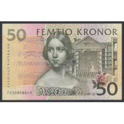 50 Kronen - Schweden