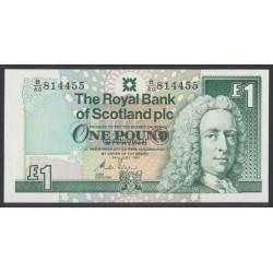 1 Pfund - Schottland