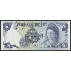 1 Dollar - Cayman Inseln 1974