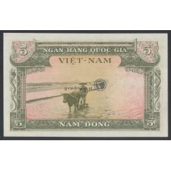 5 Dong - Südvietnam