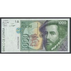 1000 Pesetas - Spanien