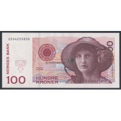 100 Kronen - Norwegen