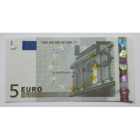 5 Euro (Trichet)