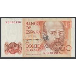 200 Pesetas - Spanien