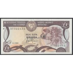 1 Pfund - Zypern