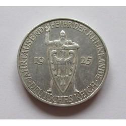 1925, 5 Mark - Deutsches Reich