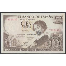 100 Pesetas, Spanien