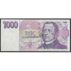 1000 Korun - Tschechien