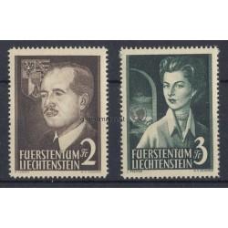 1955 - Fürst und Fürstin