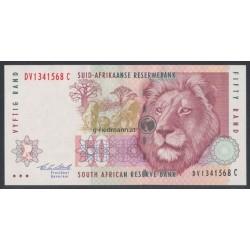 50 Rand - Südafrika