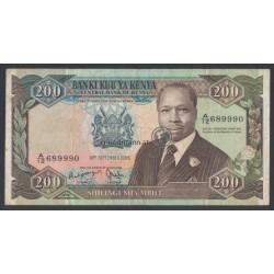 200 Shillings